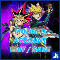Yu-Gi-Oh! Legacy of the Duelist Link Evolution [PS4] - Max DP + Unlock All Cards