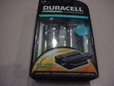 Duracell Charging Dock & 2 Rechargeable Batteries for Wii Remote New Sealed