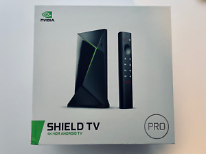 2019 NVIDIA Shield TV Pro 4K HDR Streaming Media Player - Brand New, Sealed