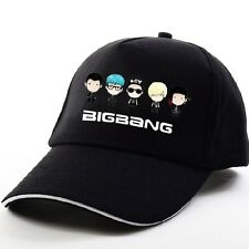 BIGBANG BB CARTOON TOP GD SEUNGRI DAESUNG HAT CAP SNAPBACK Kpop Goods BQM245