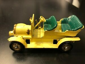 Matchbox Models of Yesteryear 1904 Spyker No. 16 - Lesney - Made in England!