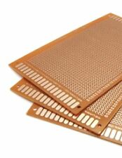 15x9cm PCB Brown matrice Universal BAKELITE Circuit Board Prototype 2.54 Pitch