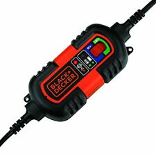 Battery Maintainer Charger Tender 6V 12V Car Motorcycle Automatic Vehicle Camper