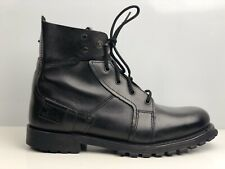 Caterpillar CAT Peril Men's Black Leather Ankle Boot UK Size 11