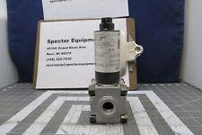Krom Schroder VAS1T15N/NQ Air Gas Solenoid Valve 120VAC NG LPG Working Pull[B6B1
