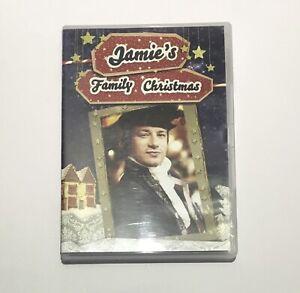 Jamie's Family Christmas - DVD - Region 0 All - Jamie Oliver Naked Chef