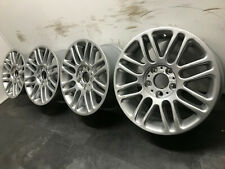 """Original BMW 3er E36 E46 17"""" Styling 51 Alu Felgen NEU 8Jx17ET47 1.095.410 RAR"""