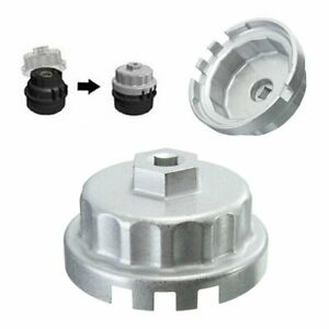 Oil Filter Wrench Cap Tool for Toyota RAV4 Camry 4Runner Kluger 2.5L-5.7L Engine