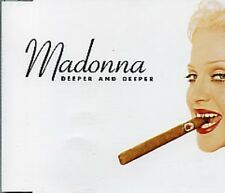 "Madonna Deeper & Deeper US 12"""