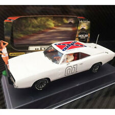 Pioneer P026-DS Dodge Charger белый генерал Ли Ds Slot Car 1/32 Scalextric КНДР