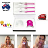 Pure White Teeth Whitening Kit + LED Light Technology Refill Kit Accessories