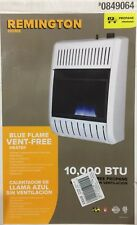 Remington 10,000-BTU Wall Heater Propane Vent Free 0849064