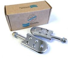 Haro Old School Freestyle BMX Bolt Through Pegs - New Reproduction For Sport FST