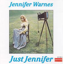 JENNIFER WARNES - CD - JUST JENNIFER