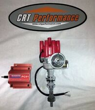 small cap FORD 351W (windsor) RED FEMALE HEI Distributor + PRO COMP 60K V COIL