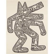 KEITH HARING - Dog, 1985-86 Lot 84