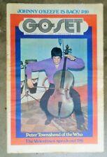 GO-SET Vintage Magazine August 30 Vol 4 No 35 1969 Townshend JOK Mixtures Jagger