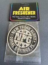 New Found Glory Air Freshener VINTAGE NEW 2001