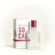 Hollister Co. HCO SO CAL SPORT Cologne in 50mL 1.7fl.oz NEW