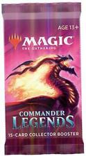 *PRE-ORDER* MTG Magic: COLLECTOR BOOSTER PACK - Commander Legends (COM)