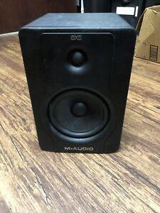M-Audio BX5 D2 Studio Monitor Speaker - Single Speaker