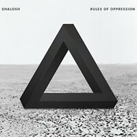 SHALOSH - RULES OF OPPRESSION   CD NEW