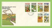 New Zealand 1976 Farming Issue First Day Cover