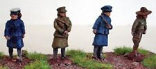 SGTS MESS NC23 1/72 Diecast WWII British Servicewomen-ATS, WRN, WAAF, Land Girl