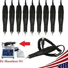 Dental Lab Marathon Iii Micromotor Electric 35000 Rpm Handpiece Polishing Bur