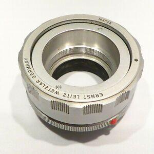 Leitz 16464 OTZFO universal close-up focusing mount for Leica lenses, circa 1959