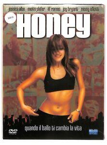 EBOND Honey DVD DIGIPACK D574526