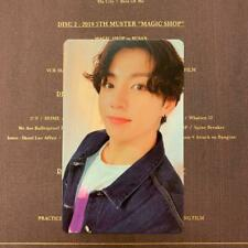 BTS 5TH MUSTER MAGIC SHOP DVD photocard photo card JUNGKOOK