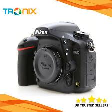 Nikon D750 24.3MP Digital SLR Camera Body Only, Free UK delivery