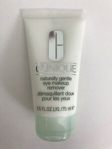 Clinique Naturally Gentle Eye Makeup Remover 2.5oz 75ml Full Size