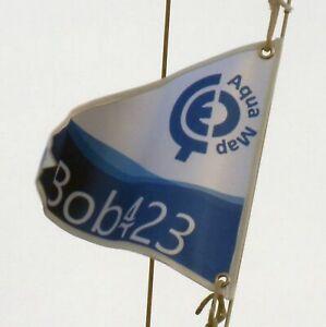Bob423 / Aqua Map Burgee