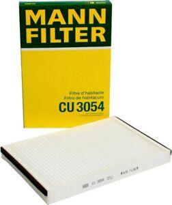 Mann-filter Cabin Air Filter CU3054 fits HOLDEN ASTRA TR 1.6 CD 2.0 GSi 1.8 SRi