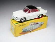 CIJ - 3/58 - Renault Floride Cabriolet - Blanc pneus noirs - En boite