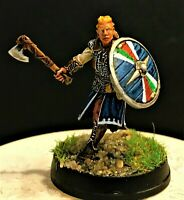 Hasslefree Miniatures 28mm painted Very High Quality Viking/Norse Warrior Woman