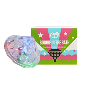 Tinc Children's Baby Bath Toy Flashing LED Underwater Floating Waterproof