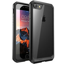 STEALTH BLACK SHOCK SUPCASE FOR IPHONE 8 PLUS LIKE SPIGEN LIFEPROOF PHONE CASE