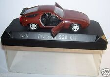 SOLIDO PORSCHE 928 GT MARRON FONCE REF 1525 1991 1/43 IN BOX