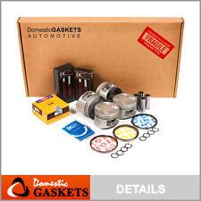 97-01 Honda Prelude 2.2L DOHC Full Gaskets Pistons Bearings Rings Set H22A4