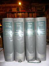 Hugo VictorOeuvres Complètes. 4 Vol. Jean-Jacques Pauvert
