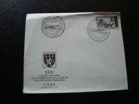 FRANCE - enveloppe 8/6/1957 (cy20) french