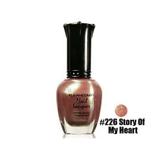 1 Kleancolor Nail Polish Lacquer #226 Story Of My Heart Manicure