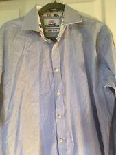 Men's Large 36 CrimsonTide Dress Shirt Alabama University Football Embroidered