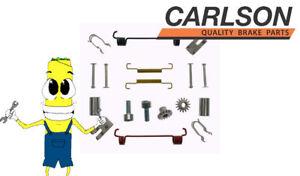 Complete Rear Parking Brake Hardware Kit for Ram ProMaster 1500 2014-2016