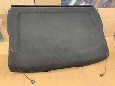 GENUINE CITROEN DS 7 CROSSBACK PARCEL SHELF BOOT LOAD COVER BLIND BLACK #1709