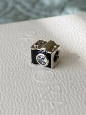 Authentic PANDORA Sterling Silver Charm Camera 791709CZ ** New**
