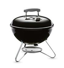 Weber 10020 Smokey Joe 14-Inch Portable Grill Camping Cooking Picnic Outdoor BBQ